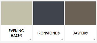 colorbond fence colours in Perth. A list of all our colours we provide for colorbond fences